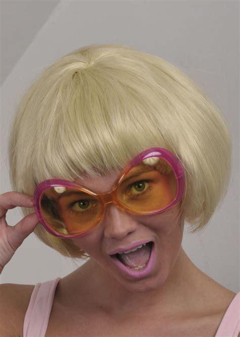 70s china doll 60s go go bob china doll wig