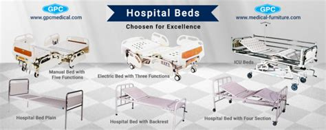 types of hospital beds what are the different types of hospital furniture gpc