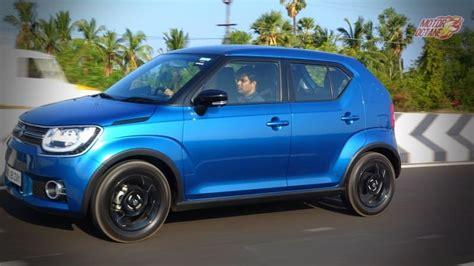 maruti car india price maruti ignis price in india mileage specifications