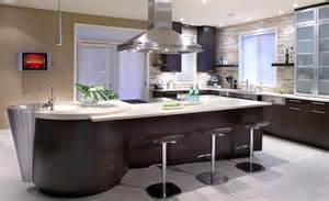 un armoires de cuisine moderne nouvelle