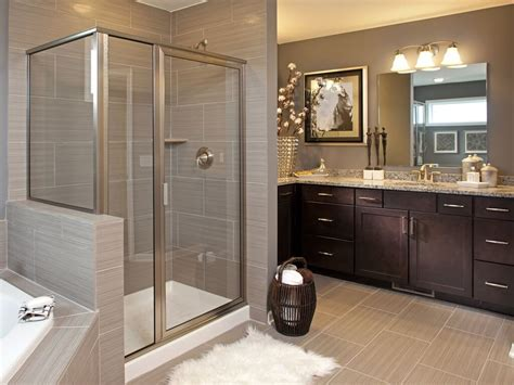 bathroom tile showers 30 bathrooms with l shaped vanities