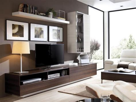 Low Storage Units Living Room by Rimobel Modern Wall Storage System Tv Unit And Glass