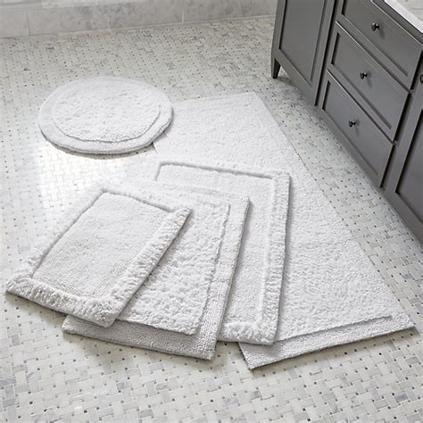 crate and barrel bath rugs ultra spa white bath rugs crate and barrel