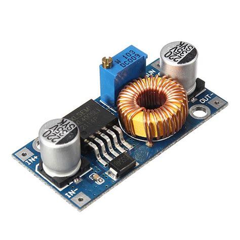 5a Xl4005 Dc Dc Adjustable Step Module 5pcs 5a xl4005 dc dc adjustable step module power supply converter alex nld