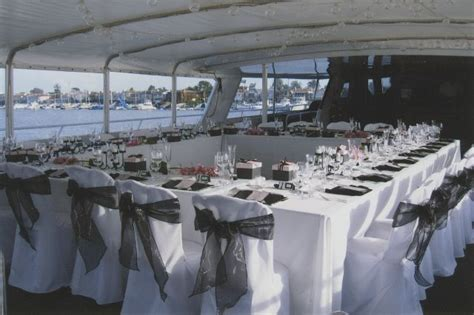 Wedding Yacht by Admiral Yacht Charters Newport Ca Boat Rentals