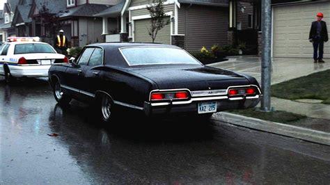 Supernatural Car Impala, wallpaper chevrolet impala 1967