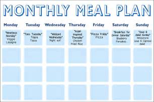 dinner calendar template oz s meal planning calendar the dr oz show