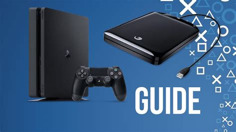 Harddisk Ps4 1tb ps4 external drive guide update 4 50