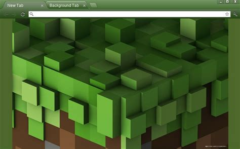 theme google chrome minecraft 12 top minecraft chrome themes for true fans only brand