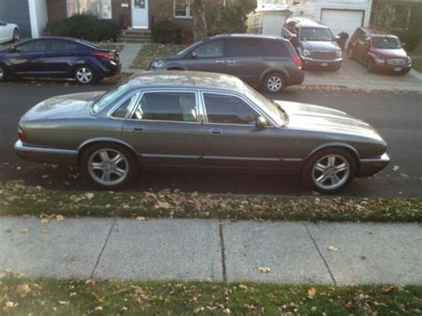 find used 2003 jaguar xj sport v8 supercharged rare