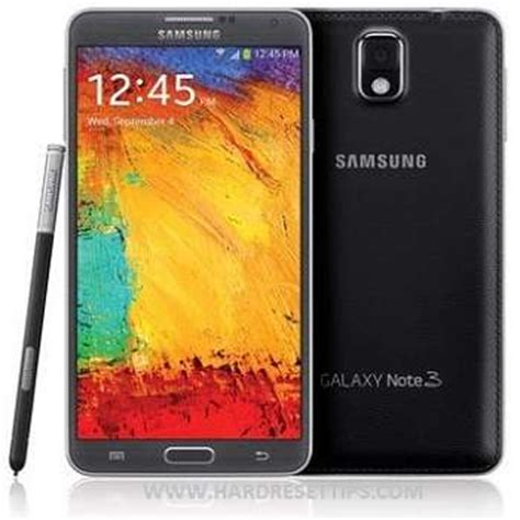 reset samsung note 3 to factory settings hard reset note 3 factory reset galaxy note 3