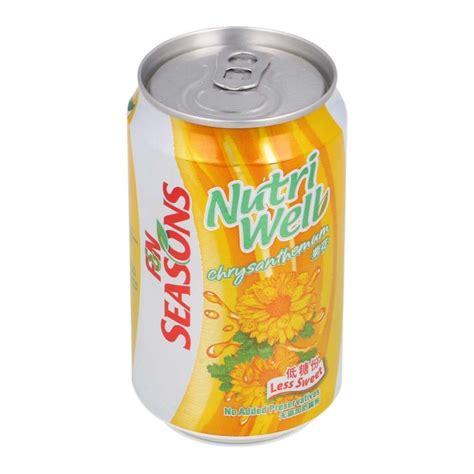 fn seasons nutriwell chrysanthemum drink
