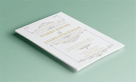 Rsvp Card Template Photoshop by 90 Gorgeous Wedding Invitation Templates Design Shack