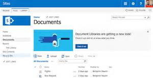 sharepoint 2013 document library template sharepoint changes ahead new document library sharegate