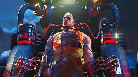 Was In The Blood black ops 4 blood of the dead easter egg ending