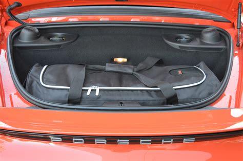 Porsche Boxster Kofferraum by Porsche Boxster 987 981 718 Trolleytas Car Bags