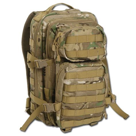 small molle pack mil tec molle us assault pack small multitarn backpacks