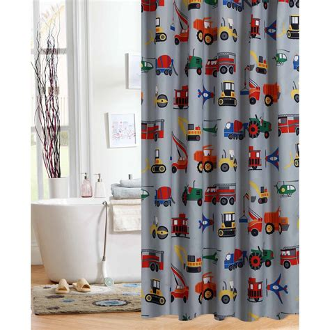 boy shower curtains shower curtains for boys interior home design ideas