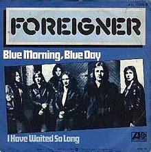 blue morning blue day blue morning blue day