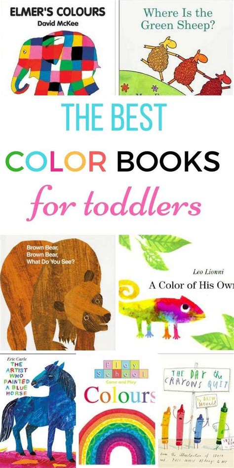 color books color books for toddlers children s books