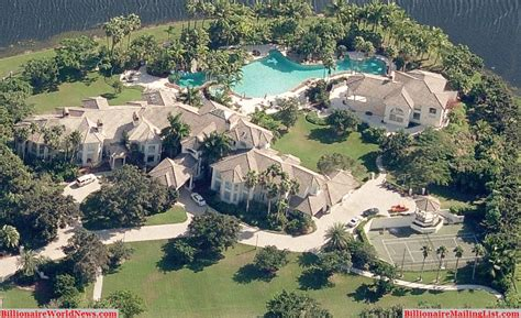 Home Decor Kissimmee by Billionaire Miami Mansions From Above An Aerial View