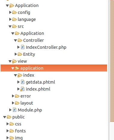 zf2 directory layout php page not found creating a new action controller in