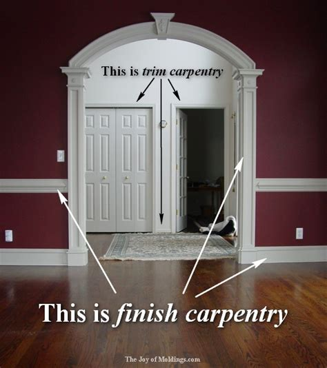 Trim Carpenter by Finish Trim Carpenter How To Hire Tips The Of Moldings