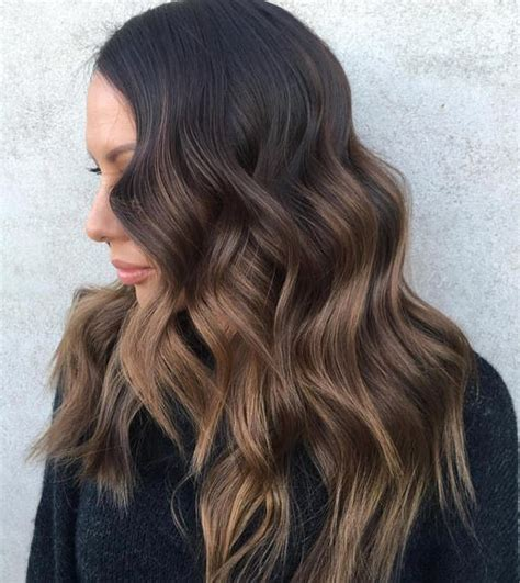 %name Best Hair Color For Dark Skin   35 Rich And Sultry Dark Brown Hair Color Ideas