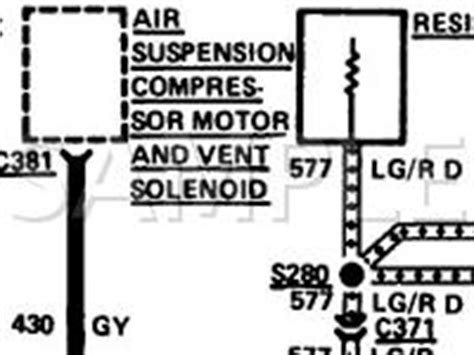 1986 lincoln lsc wiring diagram 1986 free engine image