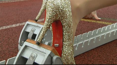 fastest 100m in high heels in guinness world record