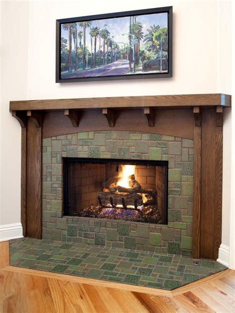 bungalow fireplace 233 best craftsman style fireplaces images on pinterest