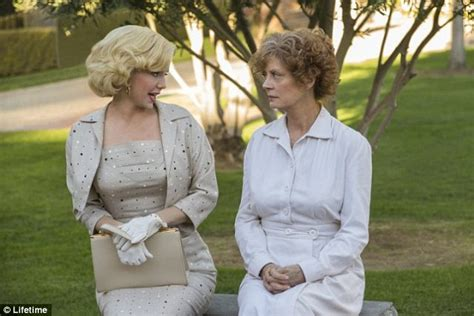 marilyn monroe parents susan sarandon talks marilyn monroe after playing her