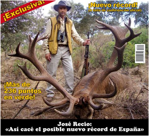 Records Delaware Posible Nuevo Record De Espa 241 A De Venado Cazaworld Cazaworld