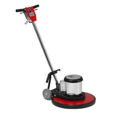 hawk 15 quot low speed floor scrubber buffer