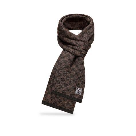 petit damier scarf nm accessories louis vuitton
