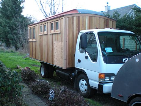 truck house house truck the tiny life