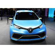 Renault Zoe E Sport Muscles Up With 460bhp EV Hyper Hatch