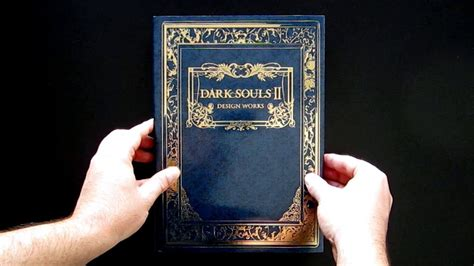 dark souls ii design 1927925568 dark souls ii design works book review youtube