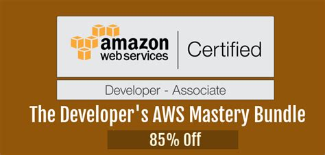 deal become an aws expert with the developer s aws