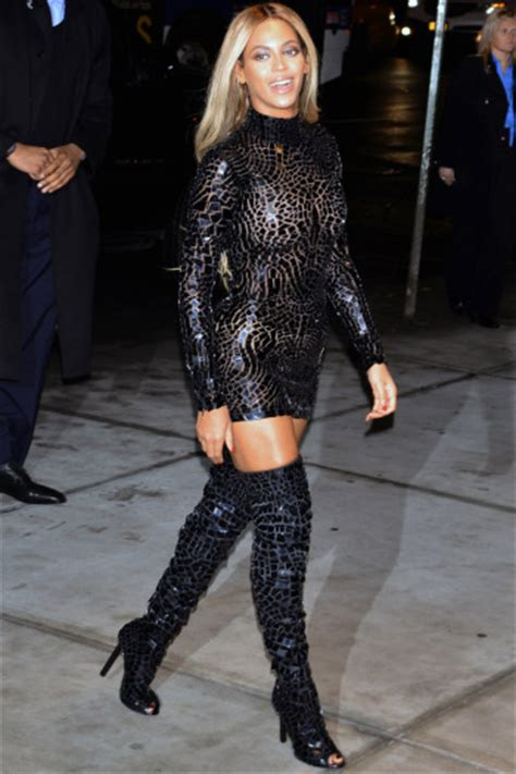 formation beyonce s shoe style evolution photos