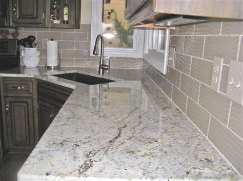 Granite Countertop Contractor overland park contractor installs granite countertop and