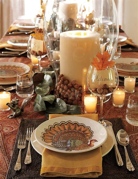 Thanksgiving Table Decorations by Bereketdecor Harvest Decoration Ideas For Thanksgiving