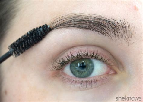 how long before brows grow back with coconut oil easy diy serum to grow out thin eyebrows