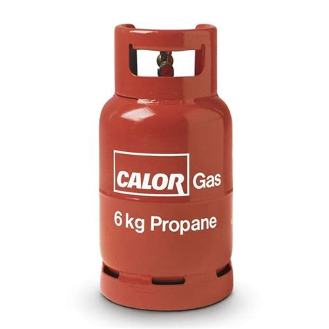 Propane Gas 6kg propane calor gas bottle