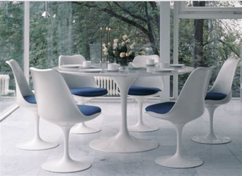 how to clean knoll saarinen table 6 tulip tables for a mid century modern dining room