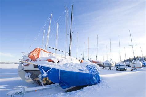 is uw boot klaar voor de winter rietveld watersport - Speedboot Winterklaar Maken