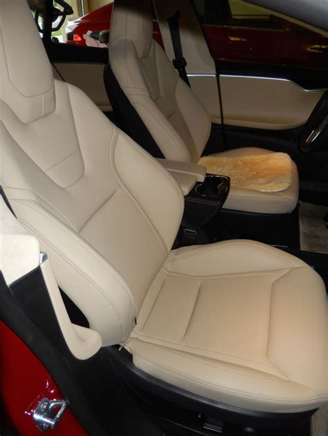 New Seat Upholstery by Why I Had To Trade Tesla Model S For A Brand New P85d