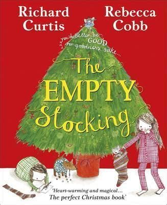 stocking book the the empty stocking richard curtis 9780723286448
