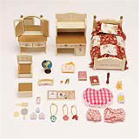 Calico Critters Bedroom Set by International Playthings Cc2268 S Bedroom Set
