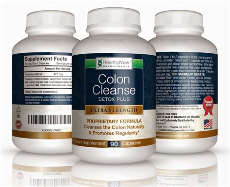 Detox Plus Side Effects by Everything For Review Colon Cleanse Detox Plus
